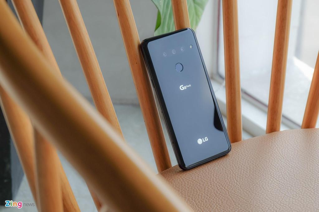 LG G8 ThinQ ve VN - mo khoa bang long ban tay, gia 17 trieu hinh anh 9