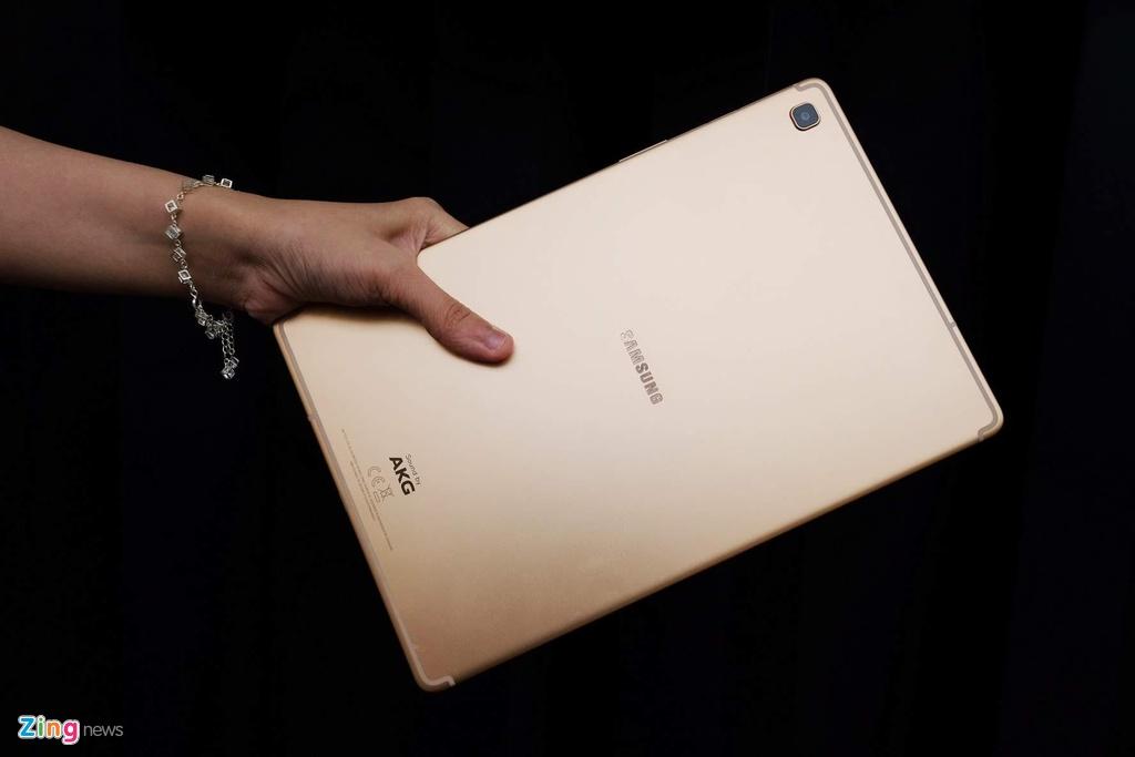 Trai nghiem Galaxy Tab S5e anh 1