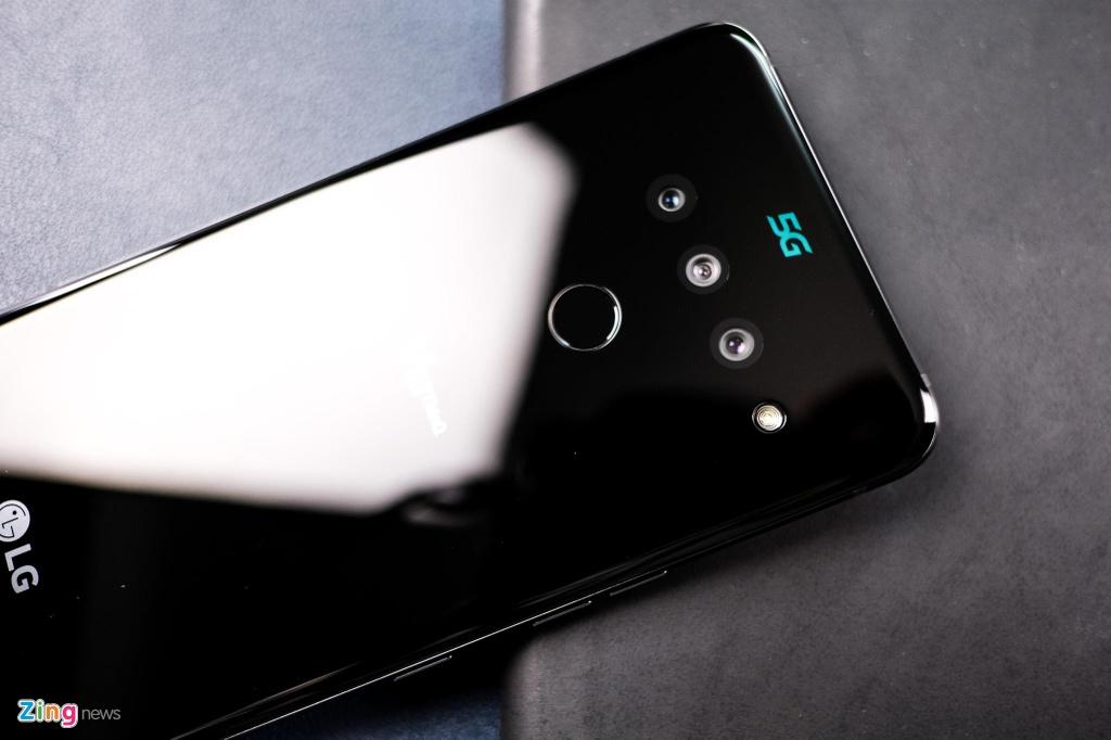 Trai nghiem LG V50 ThinQ anh 8