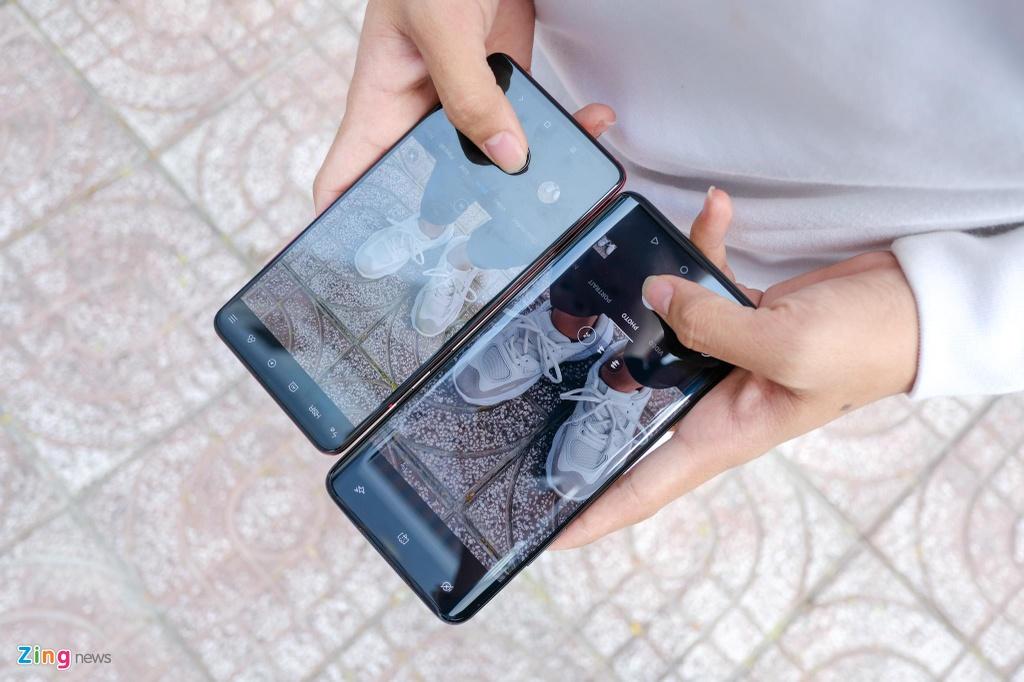 OnePlus 7 Pro do dang Redmi K20 Pro - 2 'ke huy diet ve gia' cham mat hinh anh 8
