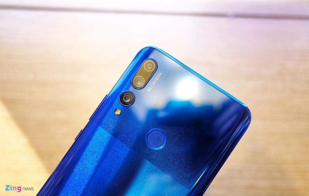 Huawei Y9 Prime 2019 ra mat tai VN - camera truot, gia 6,5 trieu dong hinh anh 6