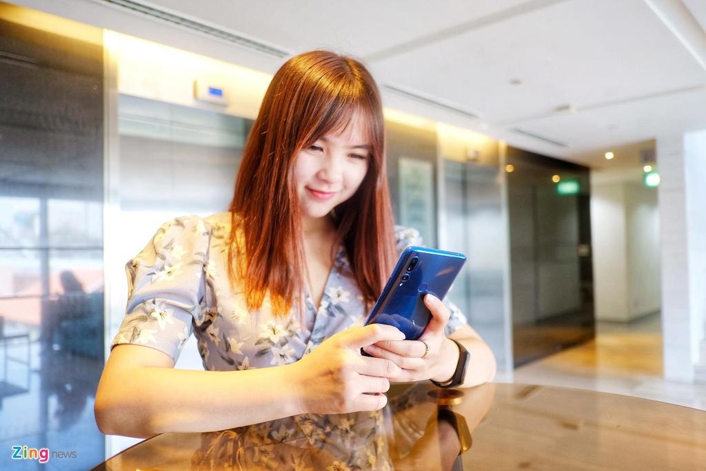 Huawei Y9 Prime 2019 ra mat tai VN - camera truot, gia 6,5 trieu dong hinh anh 9