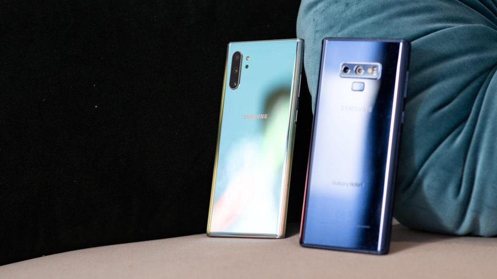 Galaxy Note10 do dang voi Note9 - co dang de nang cap? hinh anh 5