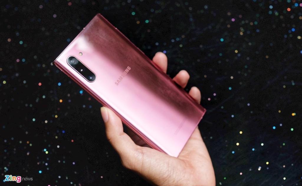 Mo hop Galaxy Note10 tai VN - gia du kien 24 trieu dong hinh anh 10