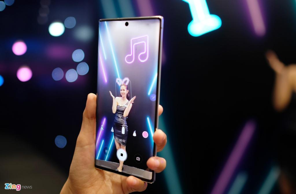 Gia Galaxy Note 10 tai Viet Nam anh 11