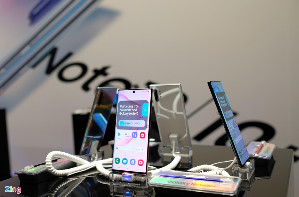 Galaxy Note10 va Note10+ ra mat tai VN - gia tu 23 trieu dong hinh anh 4