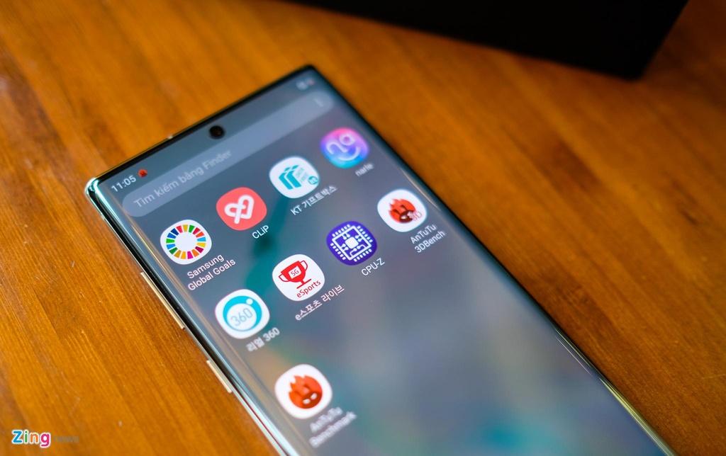 Galaxy Note10+ 5G tai VN - cau hinh manh nhat, gia 20 trieu dong hinh anh 8