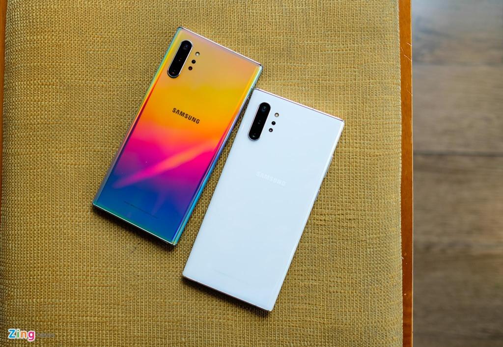 Galaxy Note10+ 5G tai VN - cau hinh manh nhat, gia 20 trieu dong hinh anh 11
