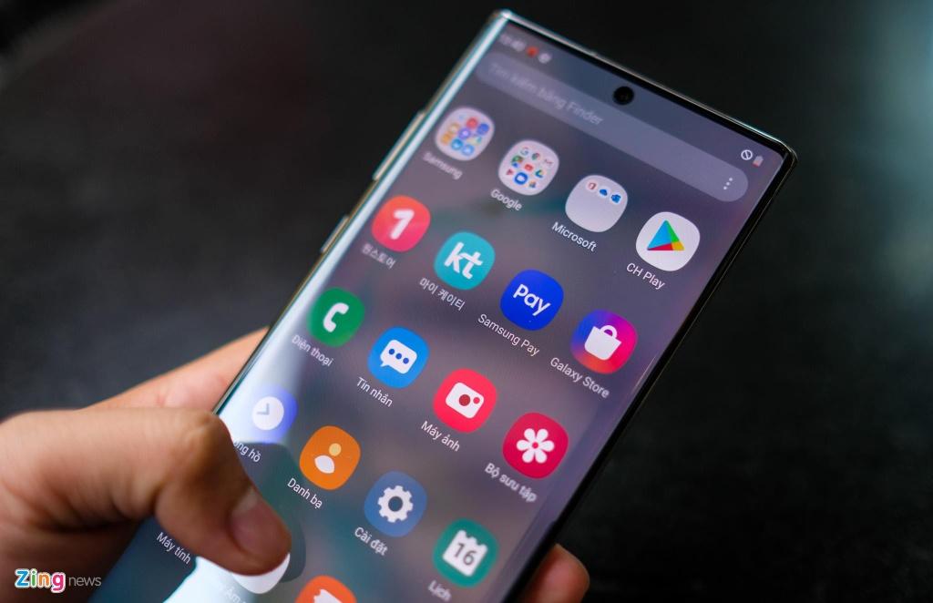 Galaxy Note10+ 5G tai VN - cau hinh manh nhat, gia 20 trieu dong hinh anh 6