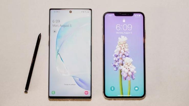 Trai nghiem Galaxy Note10+ anh 3