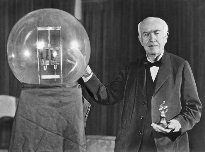 Thomas Edison - nha phat minh vi dai hay chi la mot ke lua dao? hinh anh 2