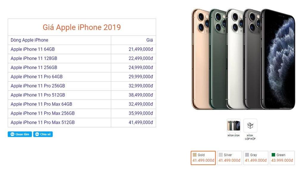 iPhone 11 rot gia gan 6 trieu sau mot ngay ve Viet Nam hinh anh 1
