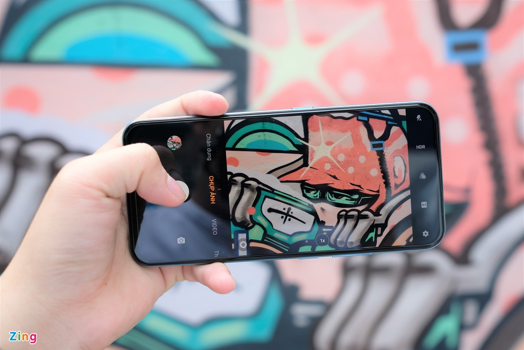 Vivo V17 Pro ra mat - camera selfie kep truot, gia 10 trieu dong hinh anh 7