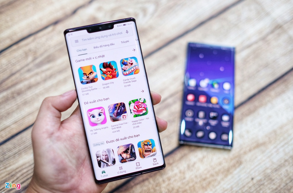 so sanh Huawei Mate 30 Pro voi Galaxy Note10+ anh 11
