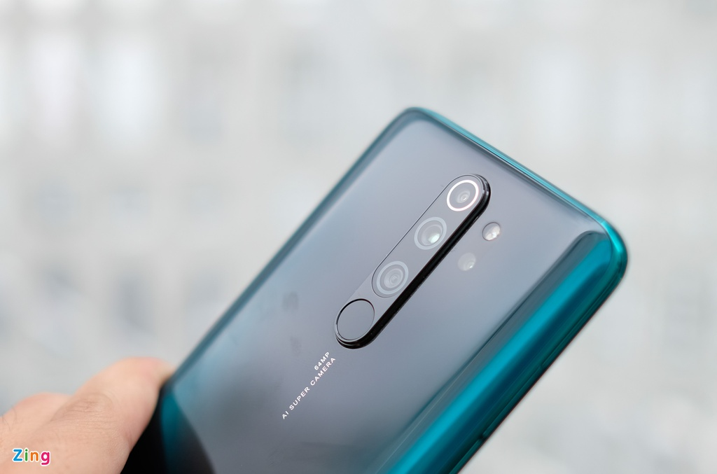 Redmi Note 8 Pro ra mat anh 2