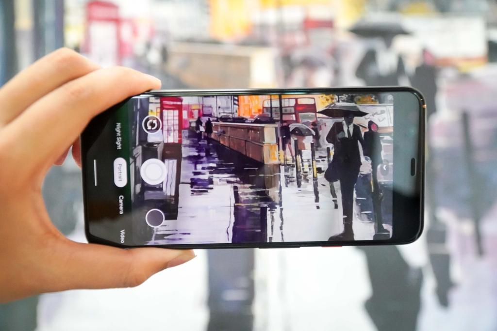 Google Pixel 4 trinh lang - camera giong iPhone 11, gia re hon dang ke hinh anh 6