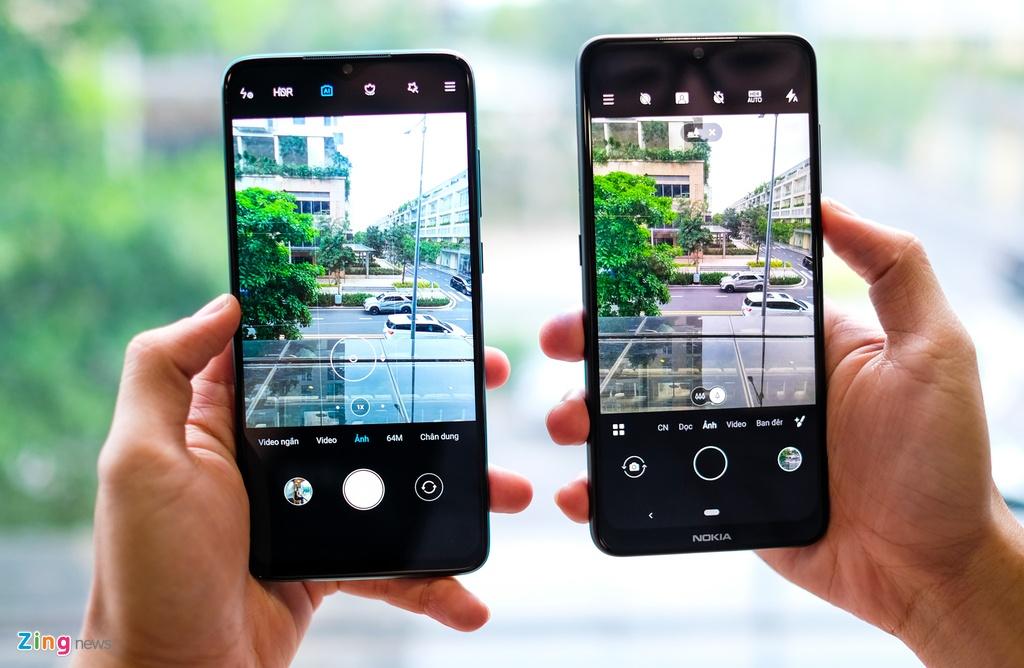 so sanh Nokia 7.2 voi Redmi Note 8 Pro anh 5