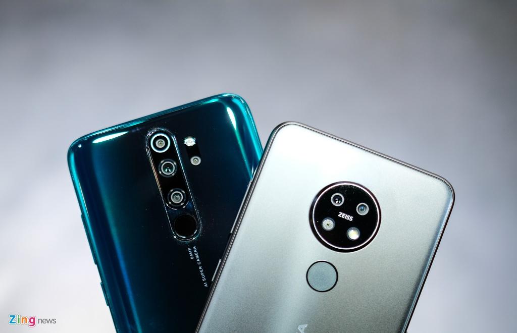 Nokia 7.2 do dang voi Redmi Note 8 Pro - ky phung dich thu gia 6 trieu hinh anh 4