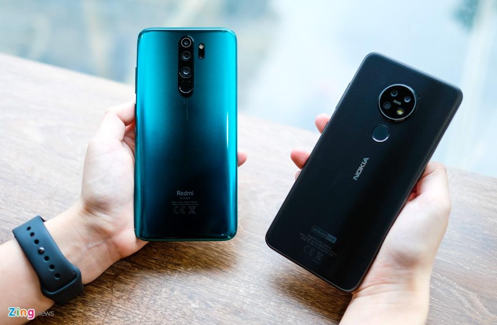 Nokia 7.2 do dang voi Redmi Note 8 Pro - ky phung dich thu gia 6 trieu hinh anh 10