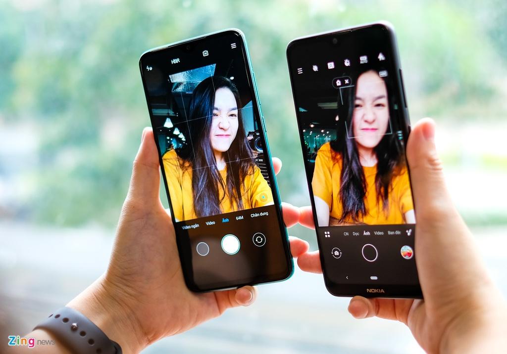 so sanh Nokia 7.2 voi Redmi Note 8 Pro anh 6