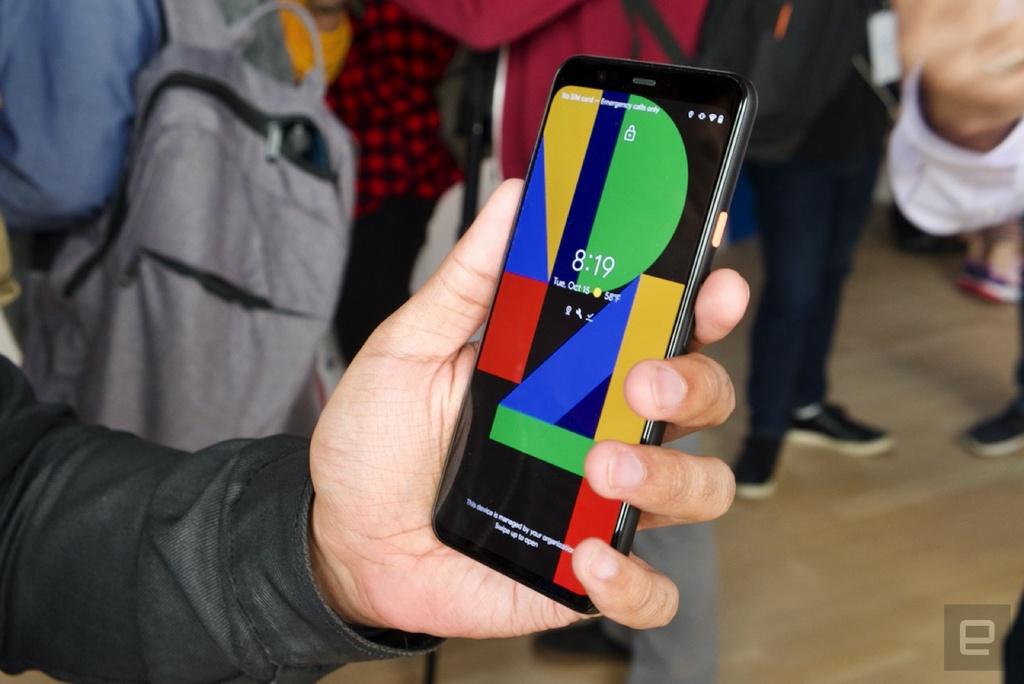 Google Pixel 4 trinh lang - camera giong iPhone 11, gia re hon dang ke hinh anh 4