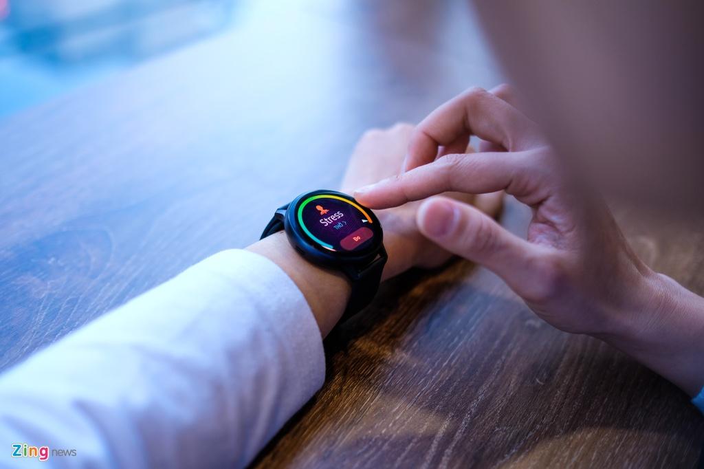 trai nghiem Galaxy Watch Active 2 anh 6