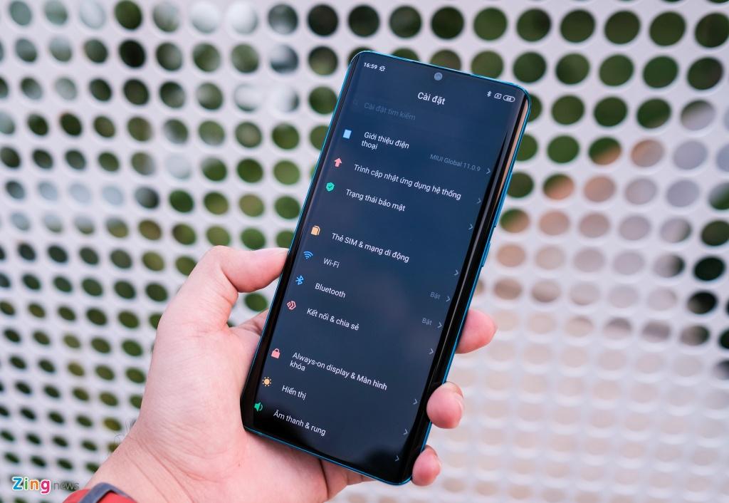 Trai nghiem Xiaomi Mi Note 10 anh 9