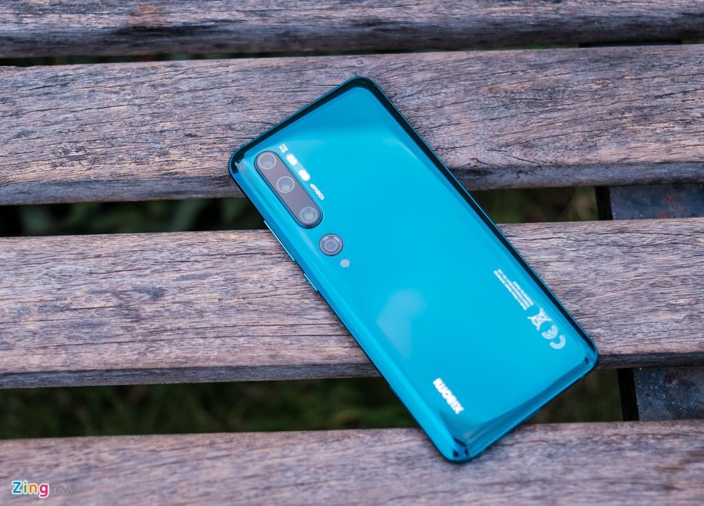 Trai nghiem Xiaomi Mi Note 10 anh 11
