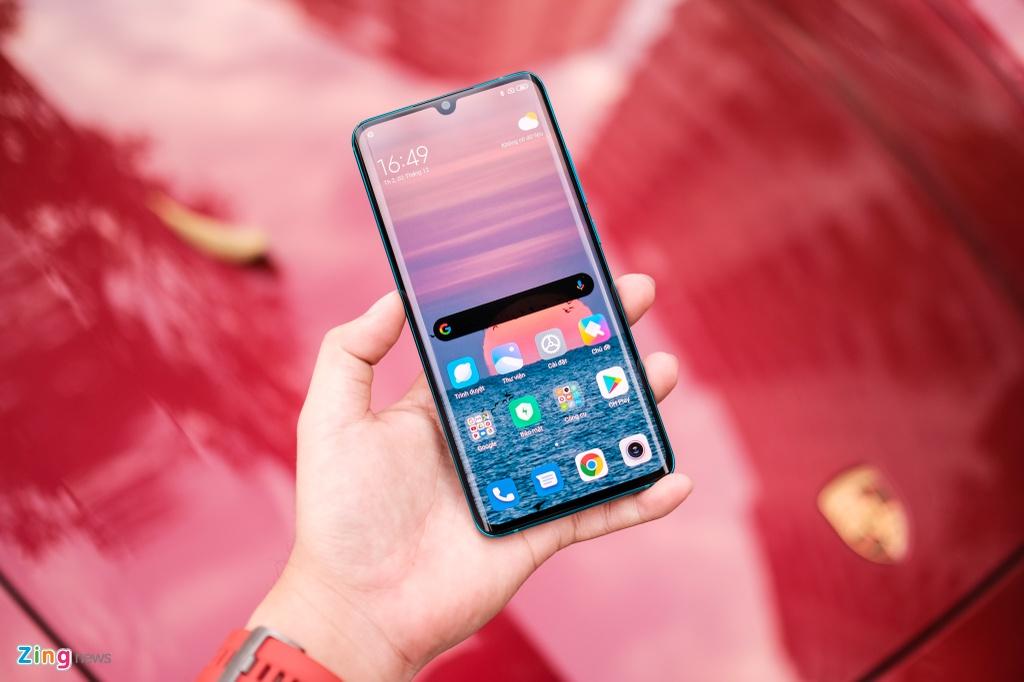Trai nghiem Xiaomi Mi Note 10 anh 13