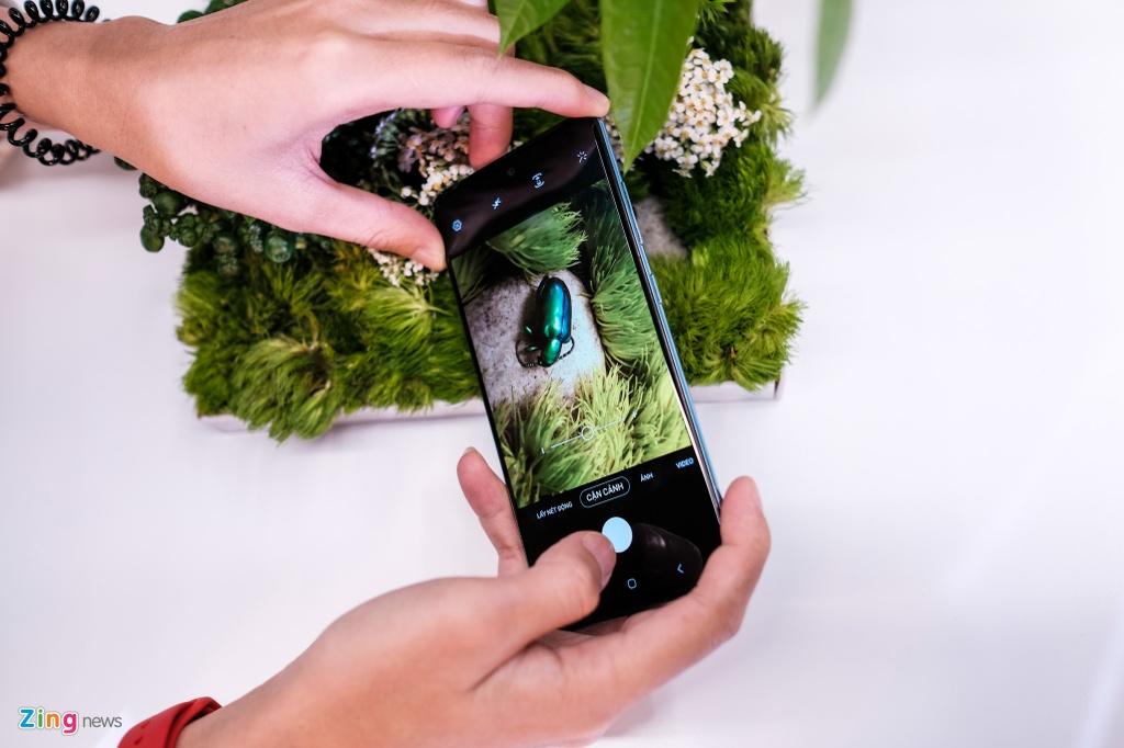 Samsung Galaxy A51 ra mat o VN - tran vien, 4 camera, gia 8 trieu hinh anh 4 Galaxy_A51_zing_(2).jpg