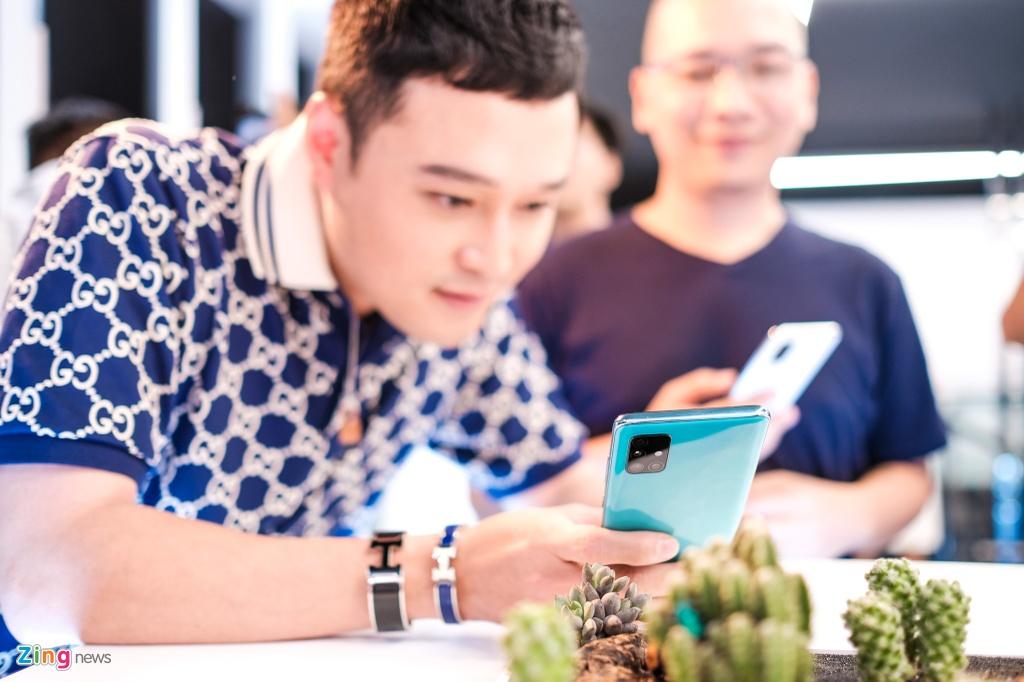 Samsung Galaxy A51 ra mat o VN - tran vien, 4 camera, gia 8 trieu hinh anh 9 Galaxy_A51_zing_(21).jpg