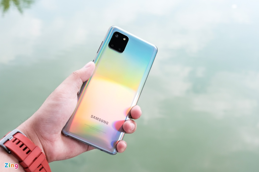 Chi tiet Galaxy Note10 Lite anh 10