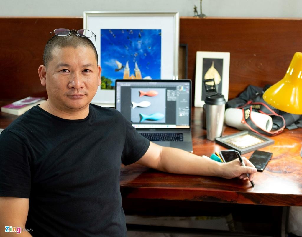 Shark Linh, Thanh Hang va gioi cong nghe VN chup anh lam viec tai nha hinh anh 5 wfh_zing_4_.jpg