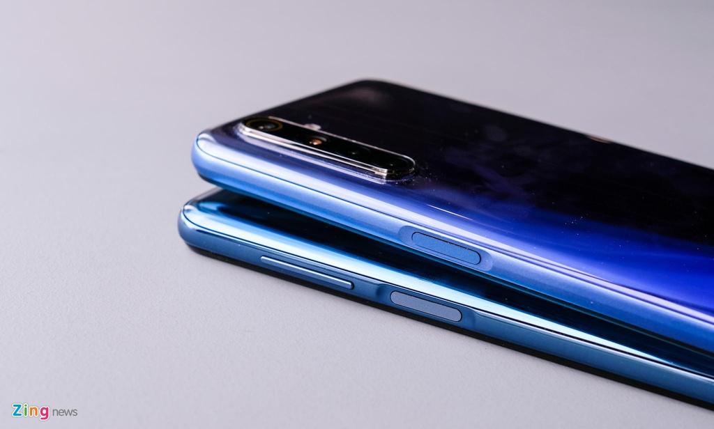So sanh Redmi Note 9S voi Realme 6 anh 5