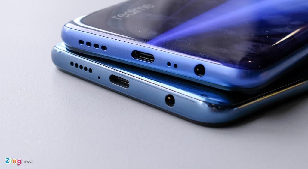 So sanh Redmi Note 9S voi Realme 6 anh 4
