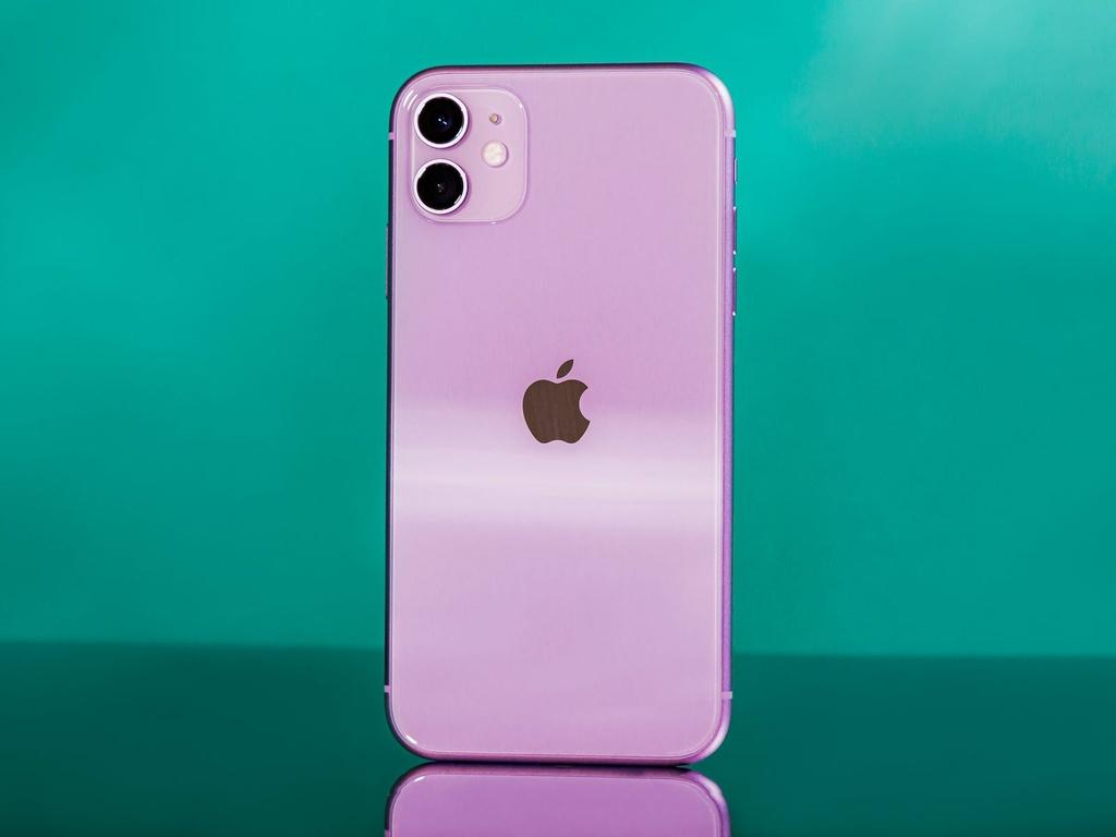 Nhung mau iPhone dang mua anh 5