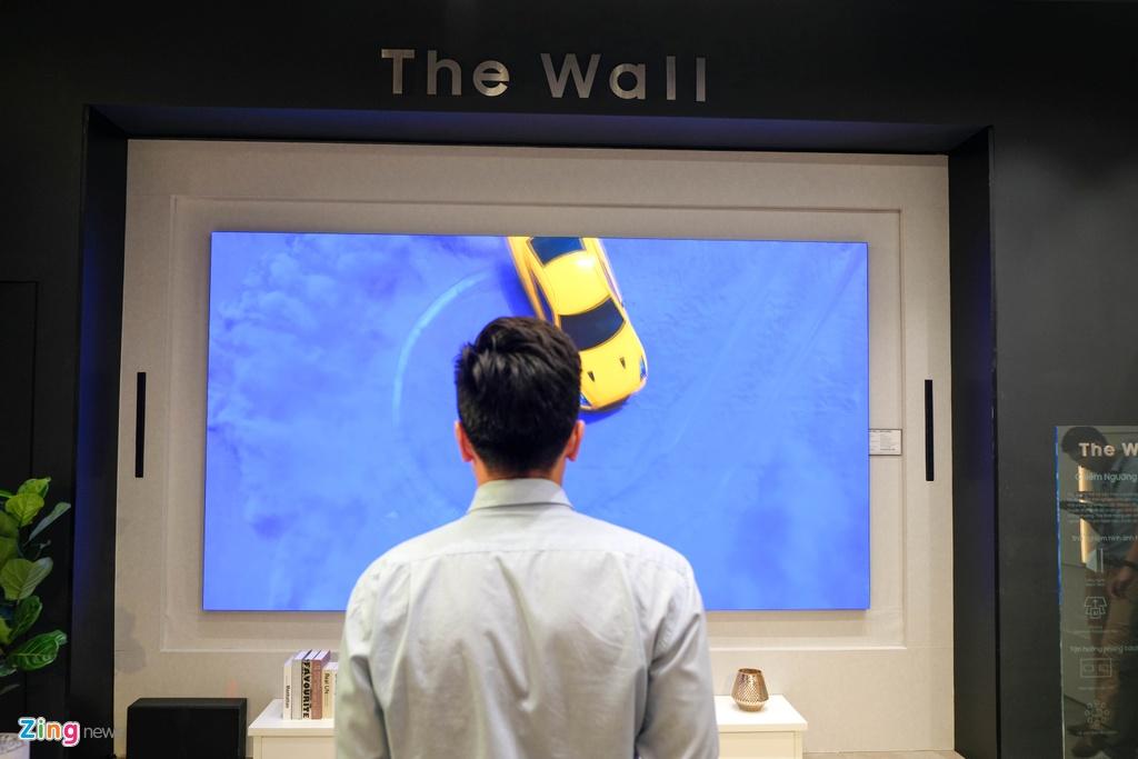 TV The Wall ra mat tai Viet Nam anh 9