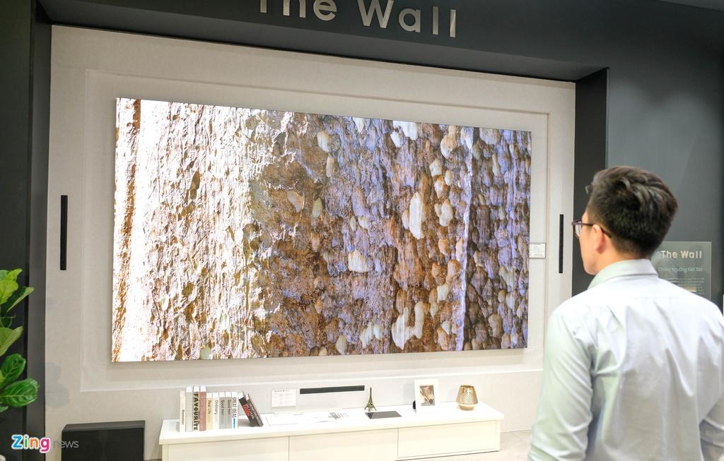 TV The Wall ra mat tai Viet Nam anh 3