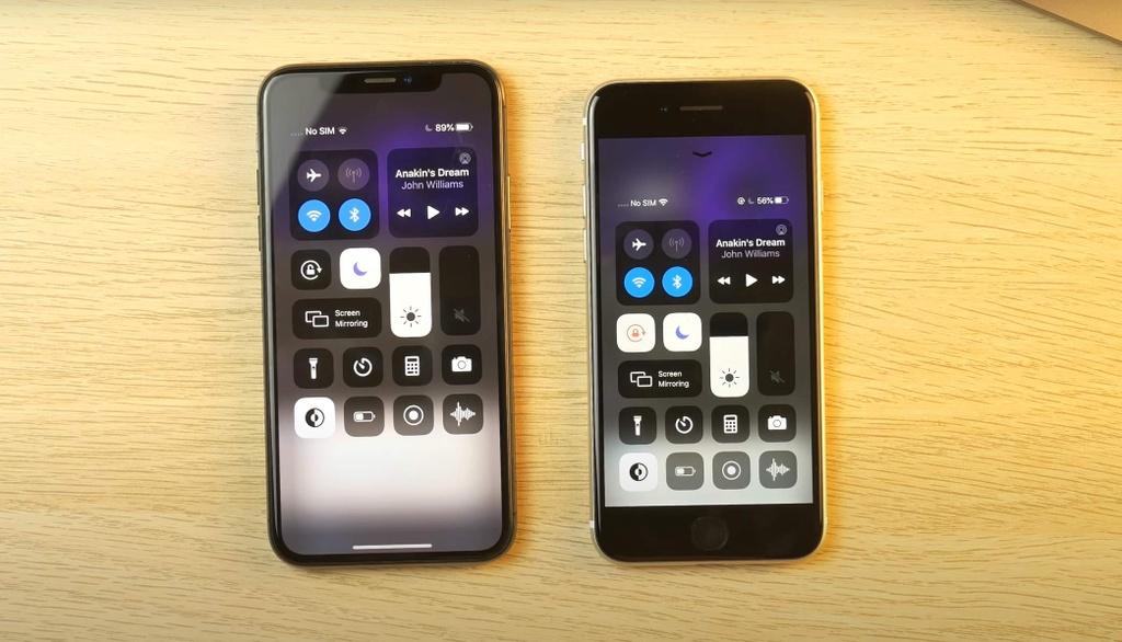 nen mua iPhone SE 2020 hay iPhone X anh 1