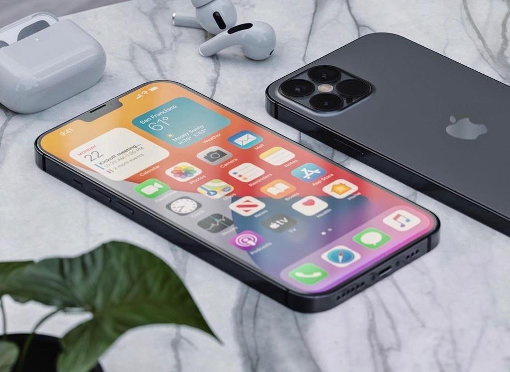 iPhone 12 Pro doi dau voi Galaxy Note20 Ultra anh 4