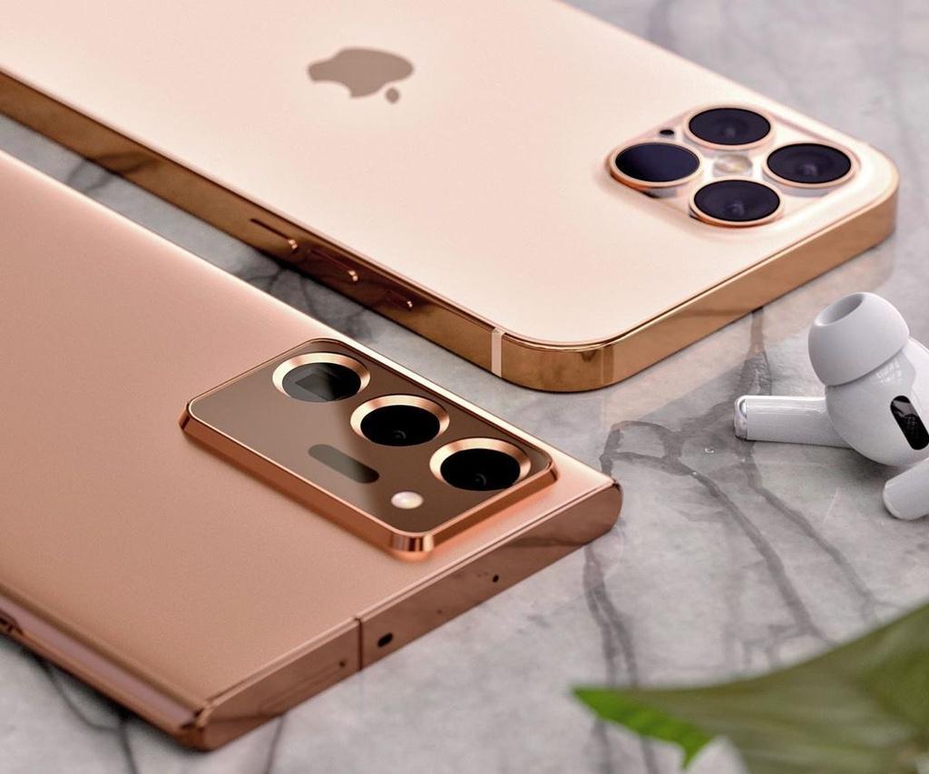 iPhone 12 Pro doi dau voi Galaxy Note20 Ultra anh 3