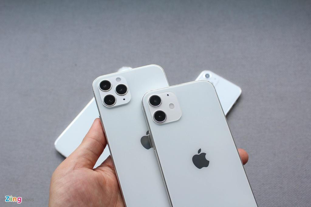 mo hinh iPhone 12 xuat hien o Viet Nam anh 5