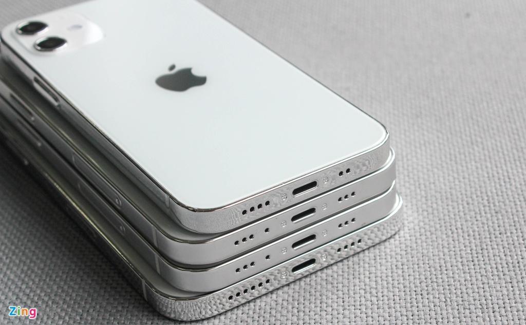 mo hinh iPhone 12 xuat hien o Viet Nam anh 7