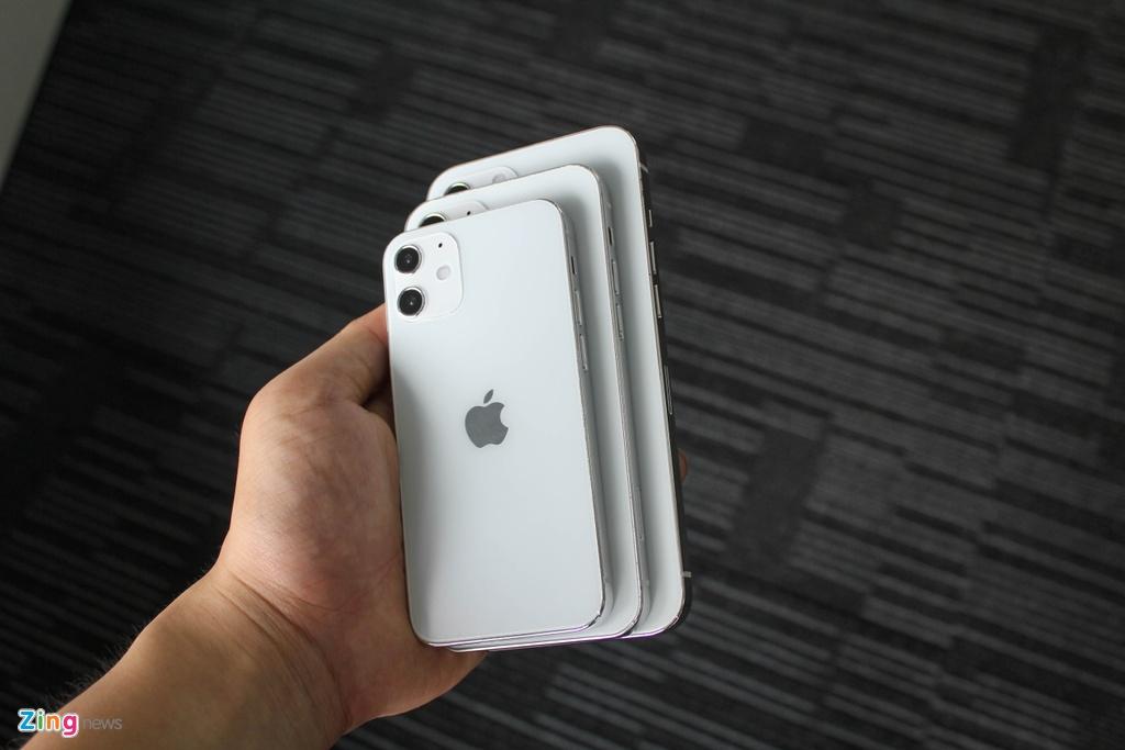 mo hinh iPhone 12 xuat hien o Viet Nam anh 3