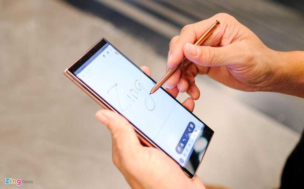 Loat smartphone 5G tai Viet Nam anh 3