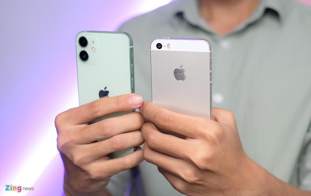 iPhone 12 mini ve Viet Nam anh 8