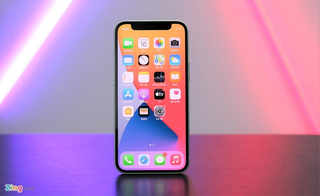 iPhone 12 mini ve Viet Nam anh 2