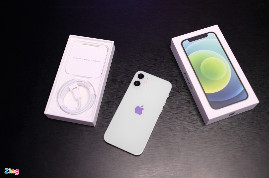 iPhone 12 mini ve Viet Nam anh 1