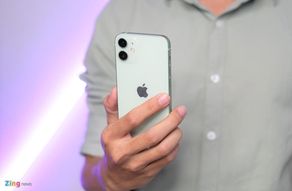 iPhone 12 mini ve Viet Nam anh 3