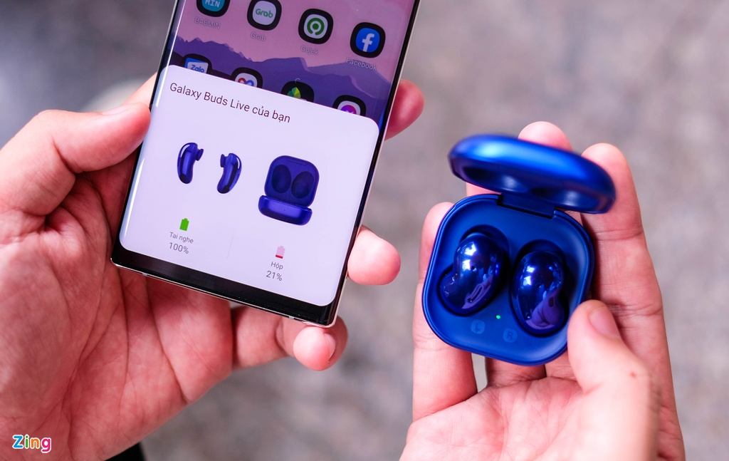 AirPods Pro voi Galaxy Buds Live anh 10